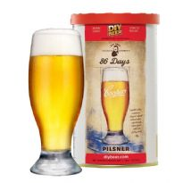 Thomas Coopers 86 Days Pilsner (1.7 Kg) Beer Kit